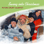 Swing into Christmas CD Cover